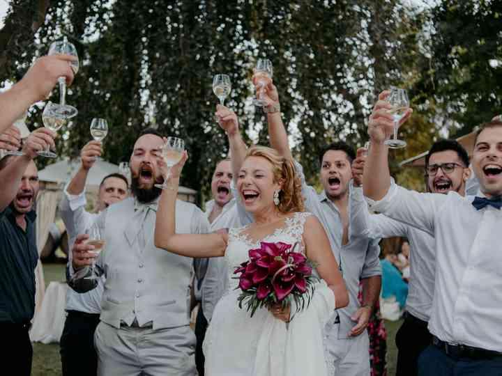Le nozze di Eleonora e Fabrizio