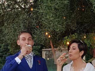 Le nozze di Alberto e Maria 1