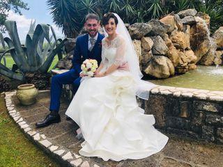 Le nozze di Alberto e Maria