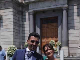 Le nozze di Sara  e Felice  1