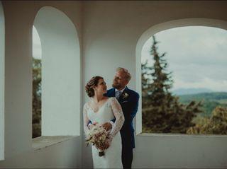 Le nozze di Casey e Ryan