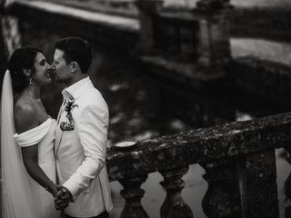 Le nozze di Emily e Josh