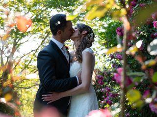 Le nozze di Fabiana e Gianluca