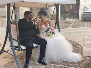 Le nozze di Matteo e Valeria