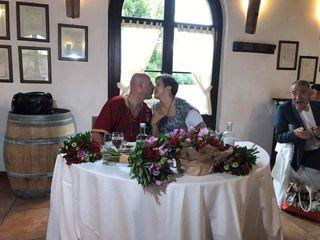 Le nozze di Giuliana e Enzo