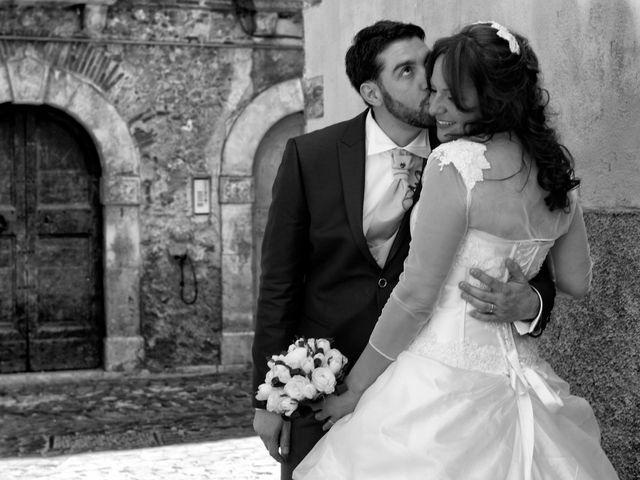 Il matrimonio di daniele e daniela a Tagliacozzo, L'Aquila 17