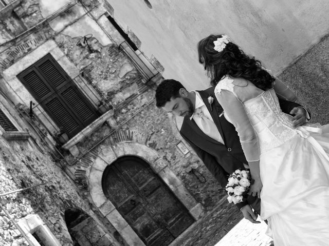 Il matrimonio di daniele e daniela a Tagliacozzo, L'Aquila 18