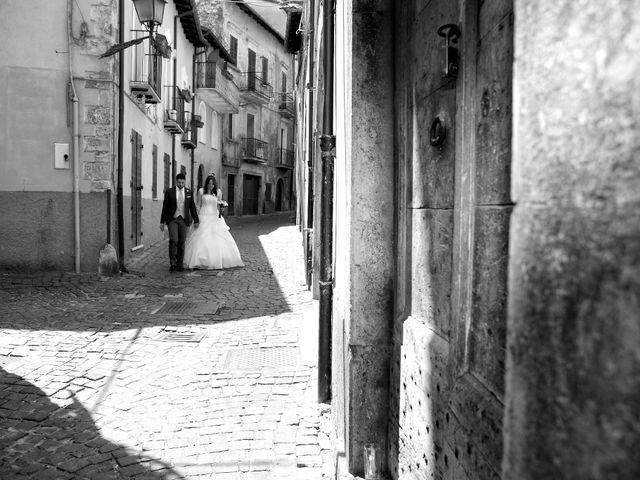 Il matrimonio di daniele e daniela a Tagliacozzo, L'Aquila 19