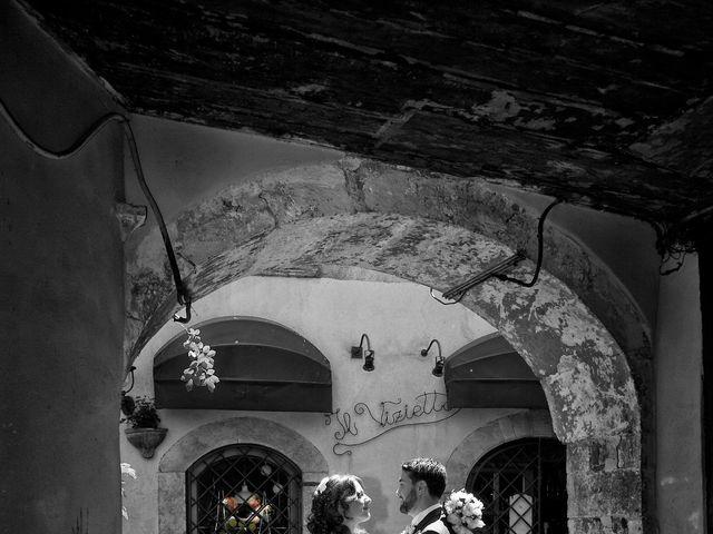 Il matrimonio di daniele e daniela a Tagliacozzo, L'Aquila 20