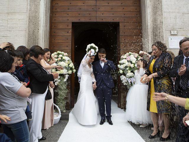 Il matrimonio di Vincenzo e Giusy a Trentola-Ducenta, Caserta 18
