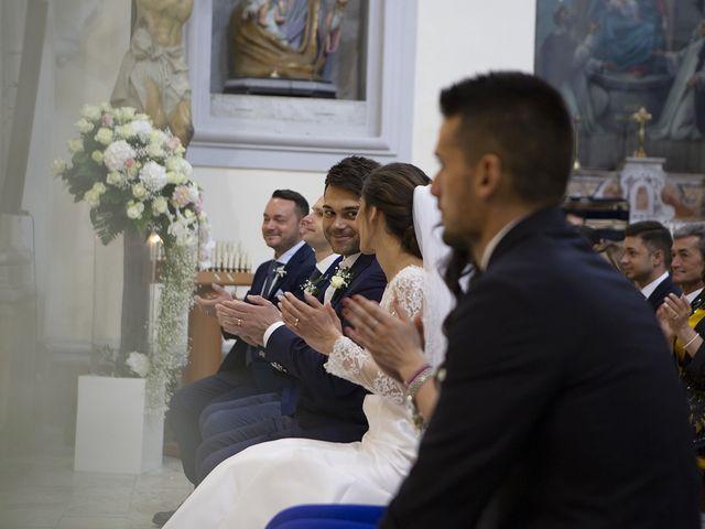 Il matrimonio di Vincenzo e Giusy a Trentola-Ducenta, Caserta 20