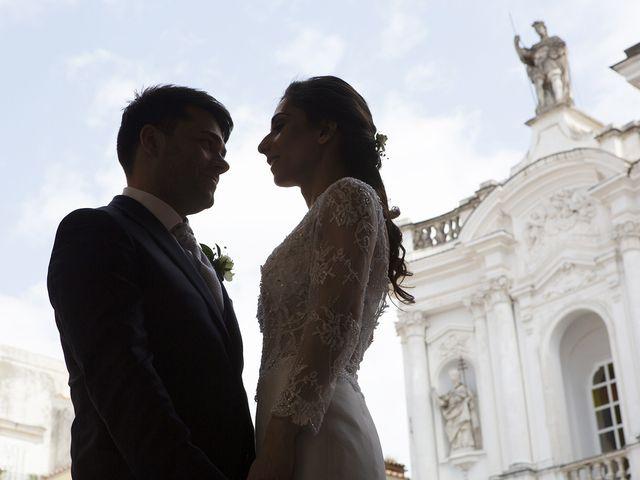 Il matrimonio di Vincenzo e Giusy a Trentola-Ducenta, Caserta 25