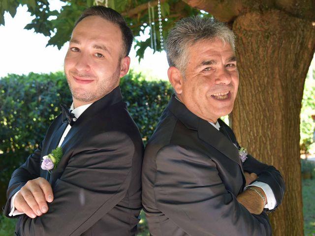 Il matrimonio di Alessandro e Sandy a Amaseno, Frosinone 24