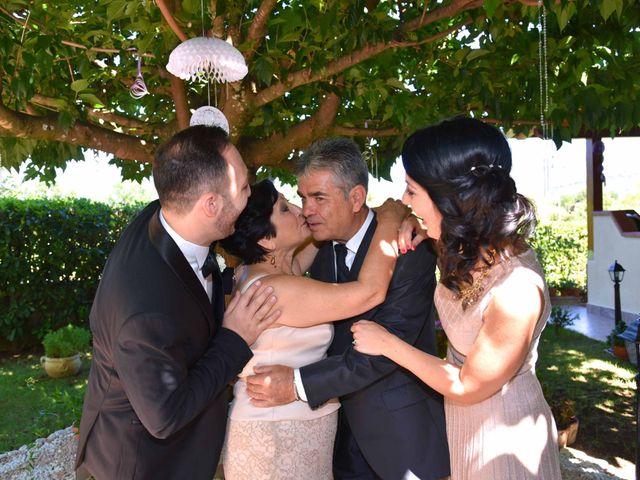 Il matrimonio di Alessandro e Sandy a Amaseno, Frosinone 25
