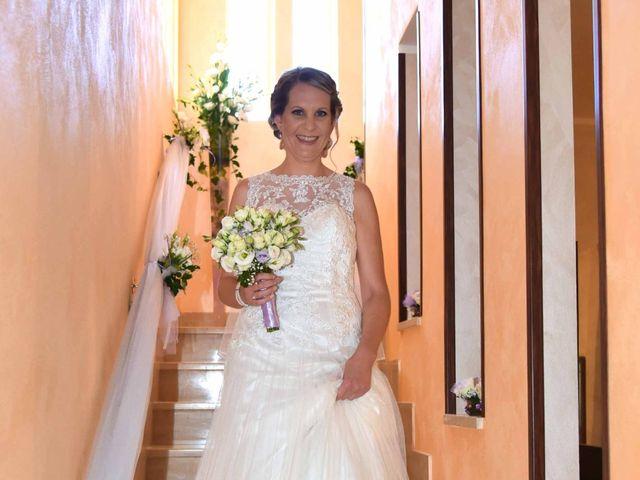 Il matrimonio di Alessandro e Sandy a Amaseno, Frosinone 44