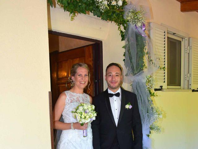 Il matrimonio di Alessandro e Sandy a Amaseno, Frosinone 46