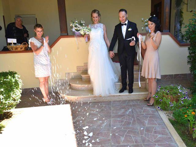 Il matrimonio di Alessandro e Sandy a Amaseno, Frosinone 47