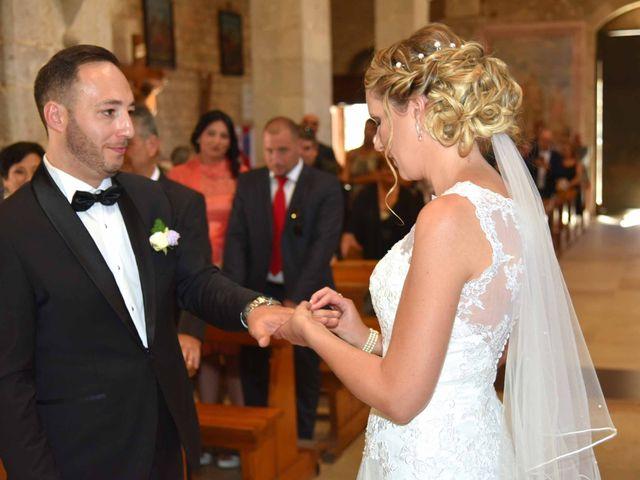 Il matrimonio di Alessandro e Sandy a Amaseno, Frosinone 56