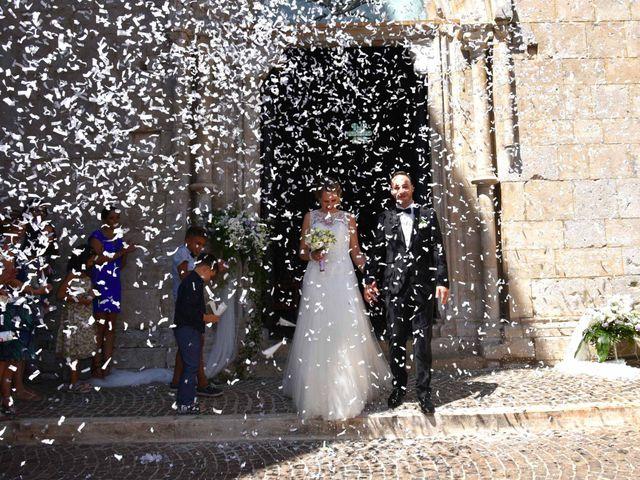Il matrimonio di Alessandro e Sandy a Amaseno, Frosinone 62