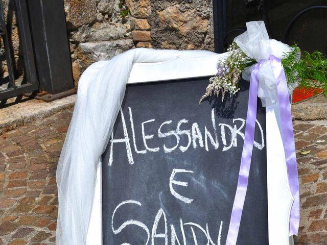 Il matrimonio di Alessandro e Sandy a Amaseno, Frosinone 63