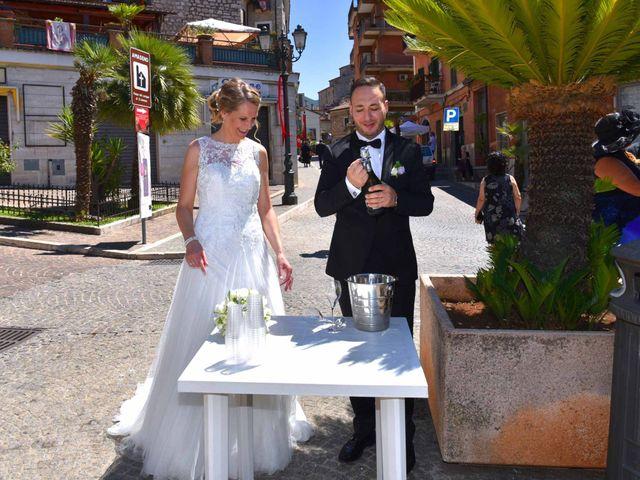 Il matrimonio di Alessandro e Sandy a Amaseno, Frosinone 65