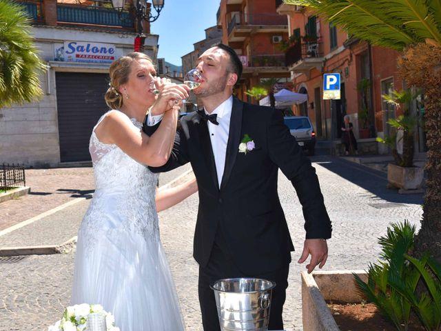 Il matrimonio di Alessandro e Sandy a Amaseno, Frosinone 66