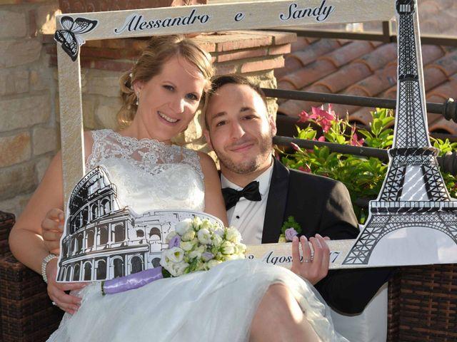 Il matrimonio di Alessandro e Sandy a Amaseno, Frosinone 83