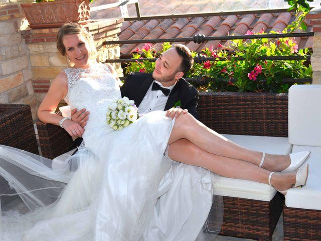 Il matrimonio di Alessandro e Sandy a Amaseno, Frosinone 84