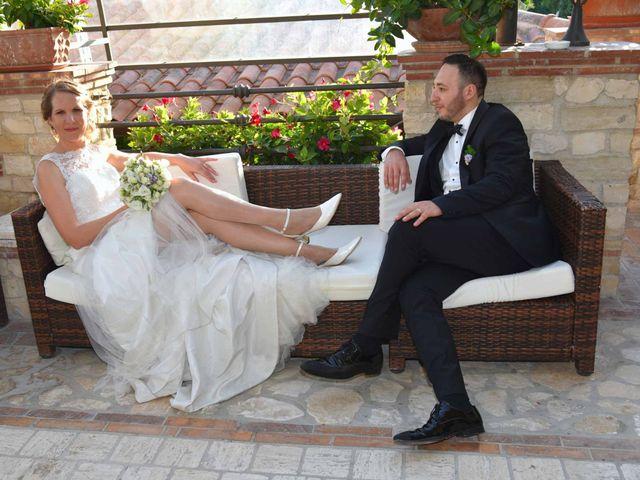 Il matrimonio di Alessandro e Sandy a Amaseno, Frosinone 86