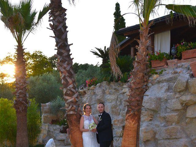 Il matrimonio di Alessandro e Sandy a Amaseno, Frosinone 96