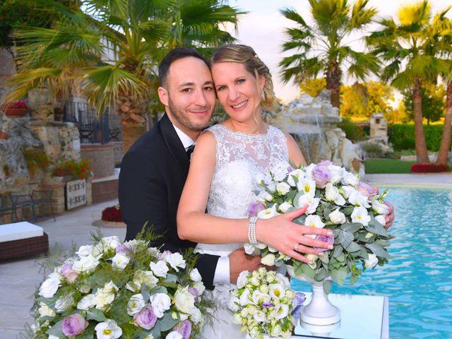 Le nozze di Sandy e Alessandro
