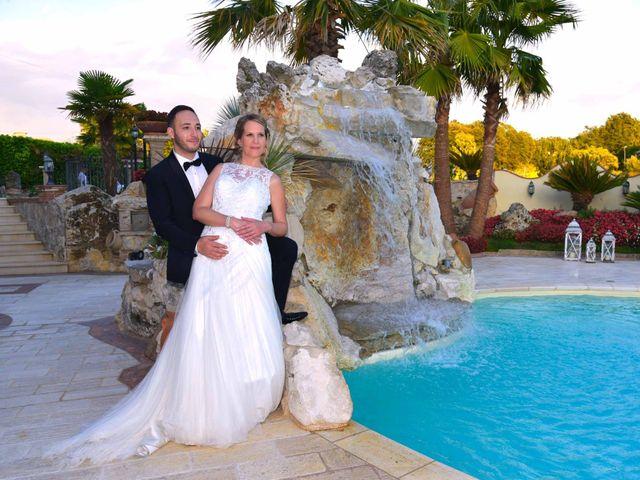 Il matrimonio di Alessandro e Sandy a Amaseno, Frosinone 100