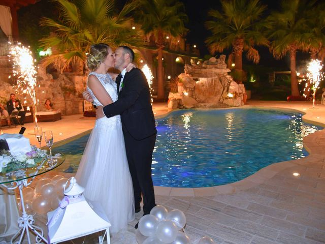 Il matrimonio di Alessandro e Sandy a Amaseno, Frosinone 104