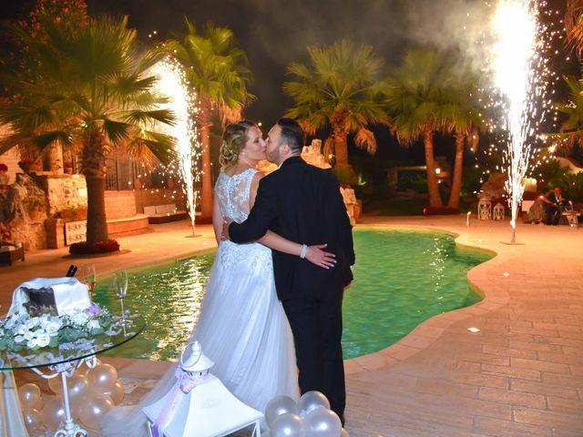Il matrimonio di Alessandro e Sandy a Amaseno, Frosinone 105