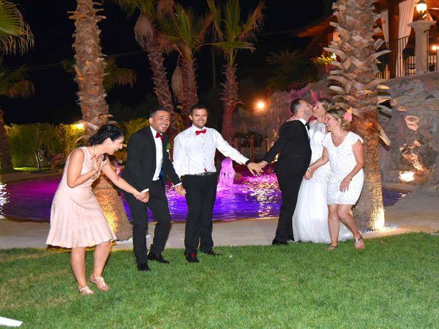 Il matrimonio di Alessandro e Sandy a Amaseno, Frosinone 107