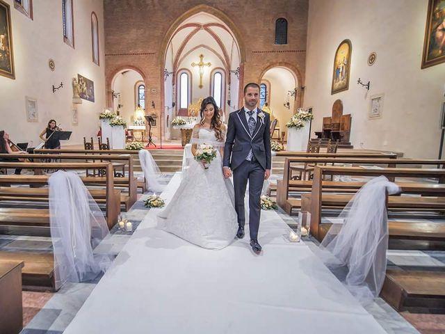 Il matrimonio di Alessandro e Daria a Monselice, Padova 14