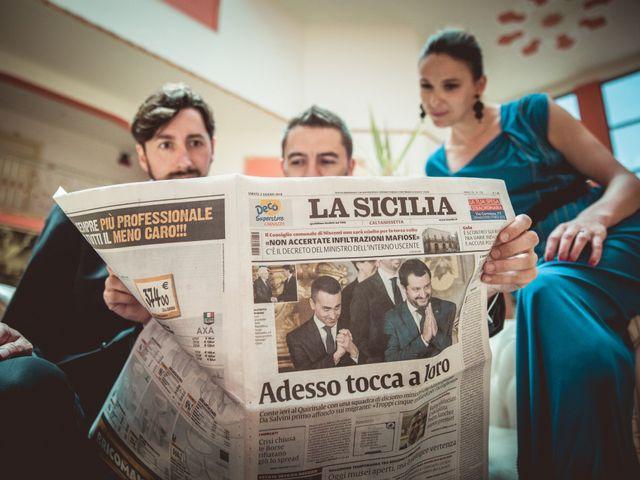 Il matrimonio di Davide e Alessandra a San Cataldo, Caltanissetta 16