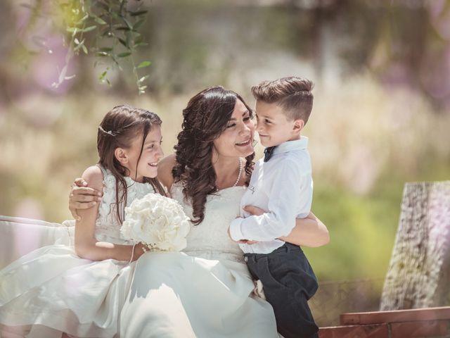 Il matrimonio di Davide e Alessandra a San Cataldo, Caltanissetta 41