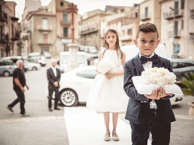 Il matrimonio di Davide e Alessandra a San Cataldo, Caltanissetta 47