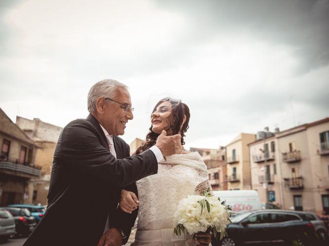 Il matrimonio di Davide e Alessandra a San Cataldo, Caltanissetta 49