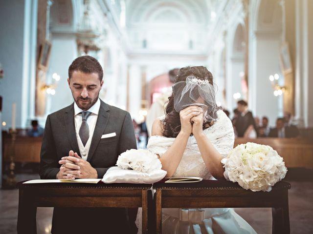 Il matrimonio di Davide e Alessandra a San Cataldo, Caltanissetta 55