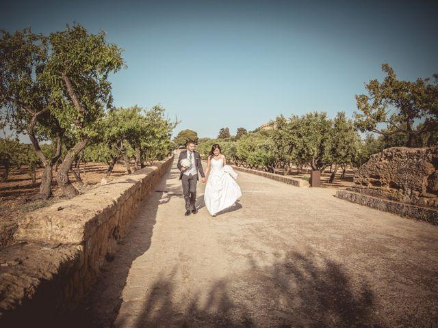 Il matrimonio di Davide e Alessandra a San Cataldo, Caltanissetta 62