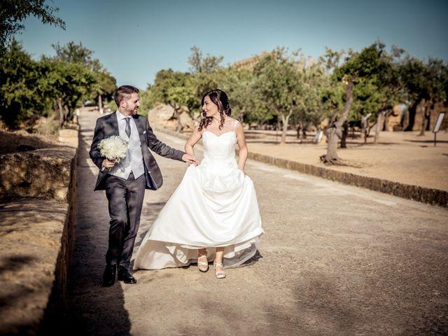 Il matrimonio di Davide e Alessandra a San Cataldo, Caltanissetta 63