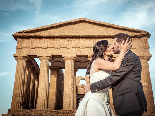 Il matrimonio di Davide e Alessandra a San Cataldo, Caltanissetta 71