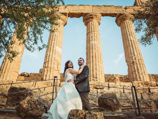 Il matrimonio di Davide e Alessandra a San Cataldo, Caltanissetta 72