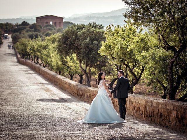 Il matrimonio di Davide e Alessandra a San Cataldo, Caltanissetta 73