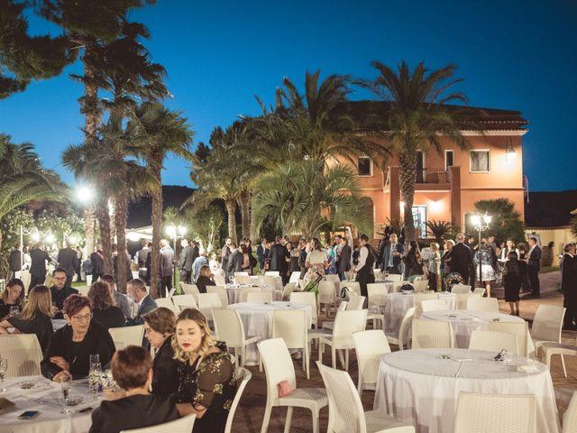 Il matrimonio di Davide e Alessandra a San Cataldo, Caltanissetta 80