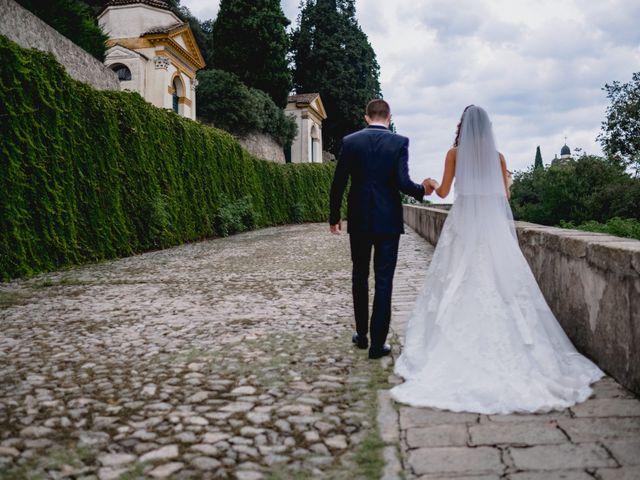 Il matrimonio di Alessandro e Daria a Monselice, Padova 27