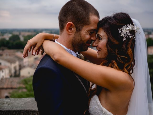 Il matrimonio di Alessandro e Daria a Monselice, Padova 31