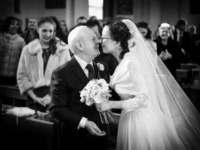 Il matrimonio di Enzo e Elena a Cusano Milanino, Milano 7